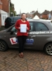 Naomi Archer passed with Lets Go Driving School