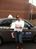 Noura passed with Lets Go Driving School