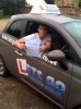 Ollie Pitchill passed with Lets Go Driving School