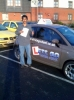 Ramu Vathenen passed with Lets Go Driving School