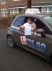 Robert Buckley passed with Lets Go Driving School