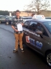 Sam Ingles passed with Lets Go Driving School