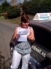 Sarah Cope passed with Lets Go Driving School