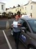 Tatiana passed with Lets Go Driving School