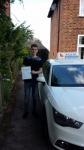 Toby Edwards passed with Lets Go Driving School
