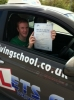 Tom Sadler passed with Lets Go Driving School
