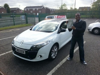 hi i pass with shahid with 4 minors  9/05/2013...