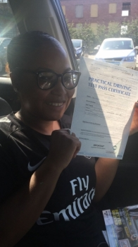 Congratulations to Julian passing her driving test with  L-Team driving school for the first time!! #passed#driving#learner🏆 #manchester#drivinglessons #help #learning #cars Call us know to get booked in on 0333 240   PASS IN APRIL 2018...