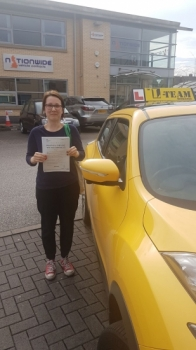 Congratulations to Natasha passing her driving test with L-Team driving school for the first time!! #passed#driving#learner🏆 #manchester#drivinglessons #help #learning #cars Call us know to get booked in on 0333 240 6430  PASS IN APRIL 2018...