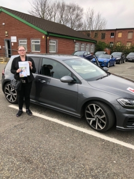 Congratulations to Heather passing her driving test with     L-Team driving school for the first time!! #passed#driving#learner🏆 #manchester#drivinglessons #help #learning #cars Call us know to get booked in on 0333 240 6430  PASS IN APRIL 2018...