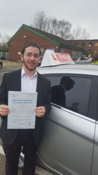 Congratulations to Raki passing his driving test with  L-Team driving school for the first time!! #passed#driving#learner🏆 #manchester#drivinglessons #help #learning #cars Call us know to get booked in on 0333 240 6430  PASS IN APRIL 2018...