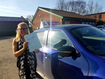 Congratulations to Natalie passing her driving test with L-Team driving school for the first time!! #passed#driving#learner🏆 #manchester#drivinglessons #help #learning #cars Call us know to get booked in on 0333 240 6430