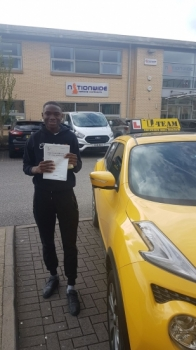 Congratulations to Malik passing his driving test with  L-Team driving school for the first time!! #passed#driving#learner🏆 #manchester#drivinglessons #help #learning #cars Call us know to get booked in on 0333 240 6430  PASS IN APRIL 2018...