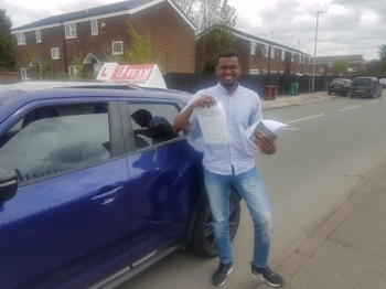Congratulations to DR Murtada passing his driving test with  L-Team driving school for the first time!! #passed#driving#learner🏆 #manchester#drivinglessons #help #learning #cars Call us know to get booked in on 0333 240 6430   PASSED MAY 2018🏆...