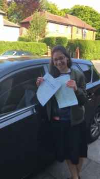 Congratulations to Malky  passing her driving test with  L-Team driving school for the first time!! #passed#driving#learner🏆 #manchester#drivinglessons #help #learning #cars Call us know to get booked in on 0333 240 6430   PASSED MAY 2018🏆...