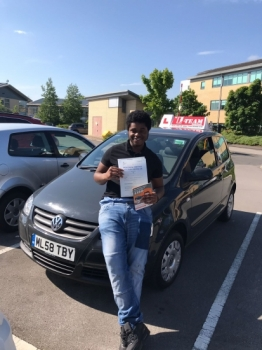 Congratulations to Rusholme passing his driving test with  L-Team driving school for the first time!! #passed#driving#learner🏆 #manchester#drivinglessons #help #learning #cars Call us know to get booked in on 0333 240 6430   PASSED MAY 2018🏆...