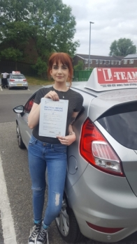 Congratulations to Leoni passing her driving test with L-Team driving school for the first time!! #passed#driving#learner🏆 #manchester#drivinglessons #help #learning #cars Call us now to get booked in on 0333 240 6430  PASSED JUNE 2018🏆...