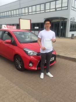 Congratulations to Francisco passing his driving test with L-Team driving school for the first time!! #passed#driving#learner🏆 #manchester#drivinglessons #help #learning #cars Call us now to get booked in on 0333 240 6430  PASSED JUNE 2018 🏆...