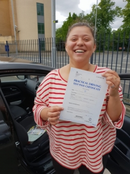 Congratulations to Phoebe passing her driving test with L-Team driving school for the first time!! #passed#driving#learner🏆 #manchester#drivinglessons #help #learning #cars Call us now to get booked in on 0333 240 6430  PASSED JUNE 2018 🏆...
