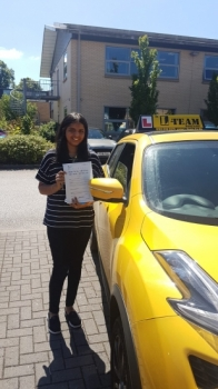 Congratulations to Sophie passing her driving test with L-Team driving school for the first time!! #passed#driving#learner🏆 #manchester#drivinglessons #help #learning #cars Call us now to get booked in on 0333 240 6430