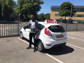 Congratulations to Kenneth passing his driving test with L-Team driving school for the first time!! #passed#driving#learner🏆 #manchester#drivinglessons #help #learning #cars Call us now to get booked in on 0333 240 6430