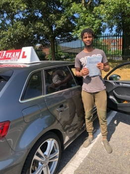Congratulations to Mustapha passing his driving test with L-Team driving school for the first time!! #passed#driving#learner🏆 #manchester#drivinglessons #help #learning #cars Call us now to get booked in on 0333 240 6430  PASSED JUNE 2018 🏆...