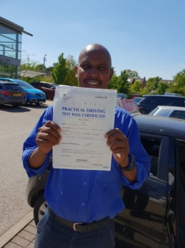 Congratulations to Ameen passing his driving test with L-Team driving school for the first time!! #passed#driving#learner🏆 #manchester#drivinglessons #help #learning #cars Call us now to get booked in on 0333 240 6430  PASSED JULY 2018 🏆...