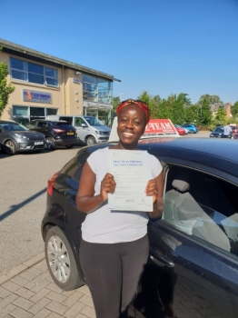 Congratulations to Jaqlin passing her driving test with L-Team driving school for the first time!! #passed#driving#learner🏆 #manchester#drivinglessons #help #learning #cars Call us now to get booked in on 0333 240 6430  PASSED JULY 2018 🏆...