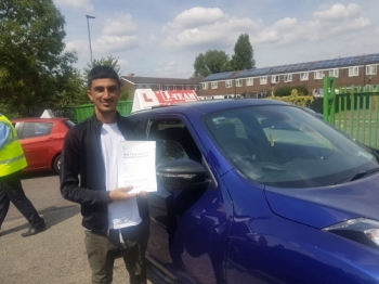Congratulations to Hashim passing his driving test with L-Team driving school for the first time!! #passed#driving#learner🏆 #manchester#drivinglessons #help #learning #cars Call us now to get booked in on 0333 240 6430  PASSED JULY 2018 🏆...