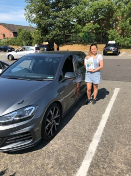 Congratulations to Sharolyn passing her driving test with L-Team driving school for the first time!! #passed#driving#learner🏆 #manchester#drivinglessons #help #learning #cars Call us now to get booked in on 0333 240 6430  PASSED JULY 2018 🏆...