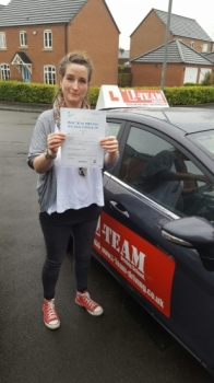 I learnt to drive and pass my test with Tal from the  L Team. Tal made me feel very relaxed and built my confidence quickly.His training style and instructions are clear and he is a very patient and professional instructor .He made the experience of learning to drive very enjoyable .I would recommend him to anyone .
