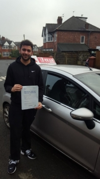 Congratulations to Harris passing his driving test with   L-Team driving school for the first time!! #passed#driving#learner #manchester#drivinglessons #help #learning #cars Call us know to get booked in on 0161 610 0079    PASS IN JANUARY 2018...