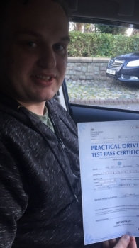 Congratulations to Declan o´nell  passing his driving test with L-Team driving school for the first time!! #passed#driving#learner #manchester#drivinglessons #help #learning #cars  Call us know to get booked in on 0161 610 0079