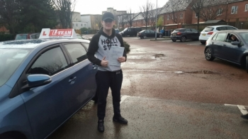 Congratulations to Lawrance passing his driving test with L-Team driving school for the first time!! #passed#driving#learner #manchester#drivinglessons #help #learning #cars  Call us know to get booked in on 0161 610 0079    PASS IN DECEMBER 2017...