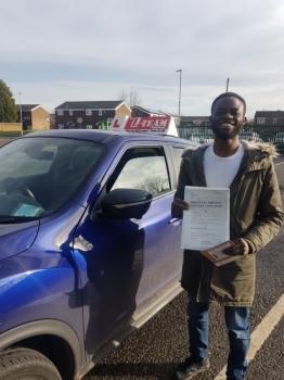 Congratulations to Philip passing his driving test with  L-Team driving school for the first time!! #passed#driving#learner #manchester#drivinglessons #help #learning #cars  Call us know to get booked in on 0161 610 0079   PASS IN JANUARY 2018...