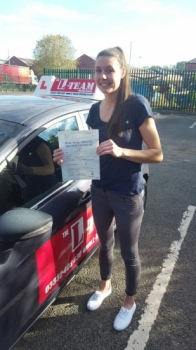 I would like to take this opportunity to say a huge, heartfelt thanks to tal, my driving instructor. 