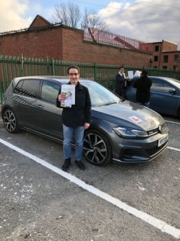 Congratulations to Abid passing his driving test with  L-Team driving school for the first time!! #passed#driving#learner #manchester#drivinglessons #help #learning #cars Call us know to get booked in on 0161 610 0079  PASS IN FEBRUARY 2018...