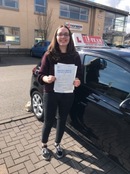Congratulations to Jenny passing her driving test with   L-Team driving school for the first time!! #passed#driving#learner #manchester#drivinglessons #help #learning #cars Call us know to get booked in on 0161 610 0079    PASS IN MARCH 2018...