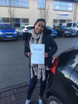 Congratulations to  Munira passing her driving test with L-Team driving school for the first time!! #passed#driving#learner #manchester#drivinglessons #help #learning #cars  Call us know to get booked in on 0161 610 0079  NEW DRIVING TEST  December 2017...