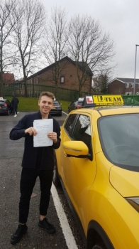 Congratulations to George passing his driving test with   L-Team driving school for the first time!! #passed#driving#learner #manchester#drivinglessons #help #learning #cars Call us know to get booked in on 0161 610 0079    PASS IN FEBRUARY 2018...