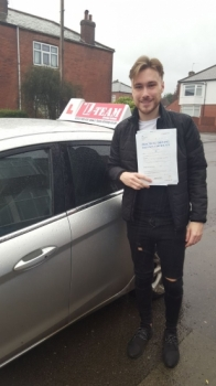 Congratulations to Howard passing his driving test with L-Team driving school for the first time!! #passed#driving#learner #manchester#drivinglessons #help #learning #cars Call us know to get booked in on 0161 610 0079