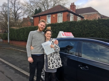 Congratulations to Jennifer passing her driving test with L-Team driving school for the first time!! #passed#driving#learner #manchester#drivinglessons #help #learning #cars Call us know to get booked in on 0161 610 0079    PASS IN MARCH 2018...