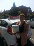 HANNAH WALSH passed with L Team Driving School