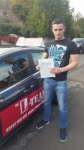 Nathan passed with L Team Driving School