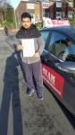 PASS FIRST TIME passed with L Team Driving School