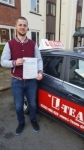BART GODLEWSKI passed with L Team Driving School