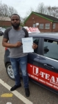 GUY  MANUNGA passed with L Team Driving School