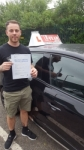 LEWIS passed with L Team Driving School