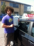 RECARDO passed with L Team Driving School
