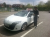 junaid passed with L Team Driving School